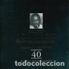 CDs de Música: ROBERT JOHNSON – THE GOLD COLLECTION: 40 CLASSIC PERFORMANCES. Lote 101689023