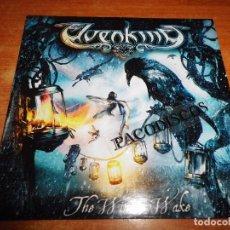 CDs de Música: ELVENKING THE WINTER WAKE CD ALBUM PROMO CARTON 2005 CONTIENE 13 TEMAS HEAVY METAL RARO. Lote 101693187