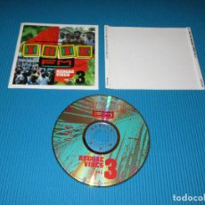 CDs de Música: IRIE FM ( REGGAE VIBES VOL. 3 ) - CD - VICP-5389 - VICTOR - CRAZY FROGGY - PINCHERS - THRILLER U .... Lote 101710931