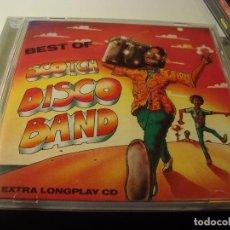 CDs de Música: RAR CD. SCOTCH DISCO BAND. THE BEST. ITALO DISCO. ZYX. Lote 101777795