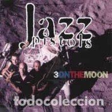 CDs de Música: JAZZ PISTOLS - 3ONTHEMOON (CD, ALBUM) . Lote 101780523