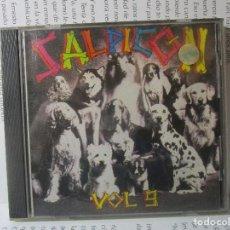 CDs de Música: CD SALPICON VOL.9 COLOMBIA 1996 LOS TOROS BAND SALSA KIDS WILFRIDO VARGAS EDGAR JOEL Y+. Lote 101780547