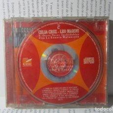 CDs de Música: CD CELIA CRUZ LEO MARINI Y OTRAS VOCES DE LA SONORA MATANCERA. Lote 101787715