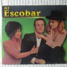CDs de Música: CD AL ESCOBAR APE WALK AJA BIBI ESTA TARDE VI LLOVER LENNYS MAMBO Y+ RARO ESCASO. Lote 101789267