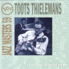 CDs de Música: TOOTS THIELEMANS - VERVE JAZZ MASTERS 59 (CD, COMP) . Lote 101794331