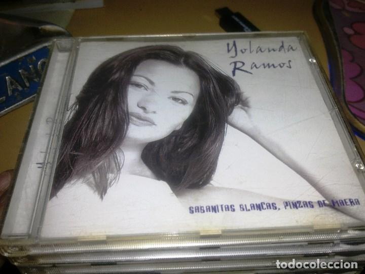 YOLANDA RAMOS. (Música - CD's Flamenco, Canción española y Cuplé)