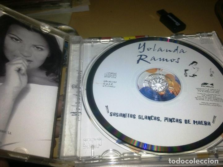 CDs de Música: YOLANDA RAMOS. - Foto 2 - 101858279