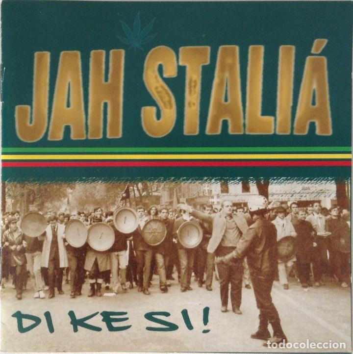JAH STALIA CD DI KE SI! TRALLA RECORDS (Música - CD's Otros Estilos)