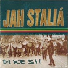 CDs de Música: JAH STALIA CD DI KE SI! TRALLA RECORDS. Lote 101940987