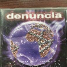 CDs de Música: DENUNCIA-SALTANDO TAPIAS-PUNK,COLABORAN LAS VULPESS. Lote 101968688