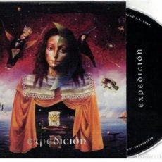 CDs de Música: SILVIO RODRIGUEZ-CD SINGLE- EXPEDICION-TAPA FINA CARTON. Lote 101976371