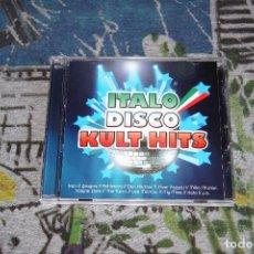 CDs de Música: ITALO DISCO KULT HITS - BALTIMORA - SCOTCH - P. LION - MIKO MISSION - SONY CBS - 88697 30773 2 - CD. Lote 48861134