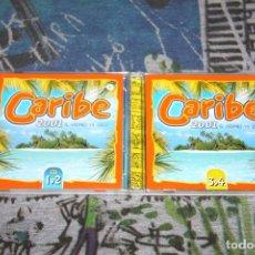 CDs de Música: CARIBE 2001 - 4 CD'S - KING AFRICA - SONIA & SELENA - VALE MUSIC - VLCD 075-1. Lote 48863338