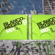 CDs de Música: BLANCO Y NEGRO MIX 9 - 3 CD'S - BLANCO Y NEGRO - MXCD 1236 (CD) CTV. Lote 48864983