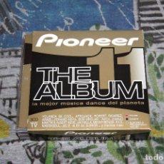CDs de Música: PIONEER - THE ALBUM 11 - 3 CD'S - BLANCO Y NEGRO - MXCD 2094 CDT. Lote 48860683