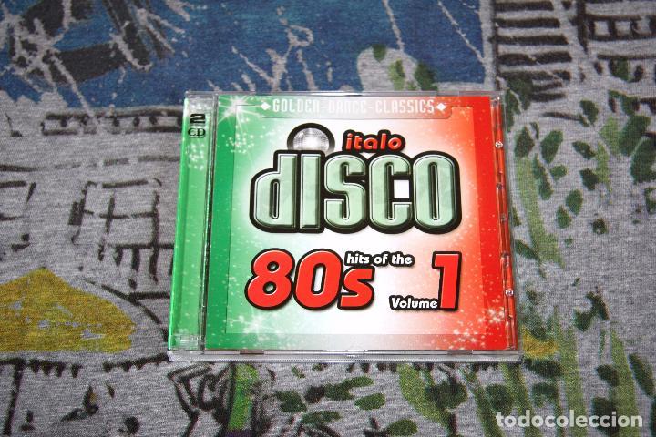 Italo disco - hits of the 80's - volume 1 - 2 c - Sold