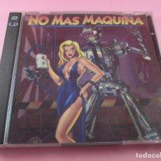 CDs de Música: CD(DOBLE)-NO MÁS MÁQUINA-24 TEMAS-WEA-GERMANY-BUEN ESTADO-VER FOTOS.. Lote 102032715