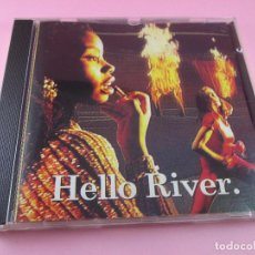 CDs de Música: CD-HELLO RIVER-10 TEMAS-1995-ALFA & DELTA-PERFECTO ESTADO-VER FOTOS.. Lote 102035159