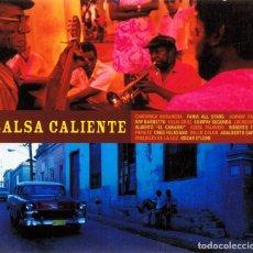 CDs de Música: CD SALSA CALIENTE . Lote 102048515