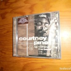 CDs de Música: COURTNEY PINE. UP BEHIND THE BEAT. THE COLLECTION. CD. 2002. IMPECABLE. (#). Lote 102064279
