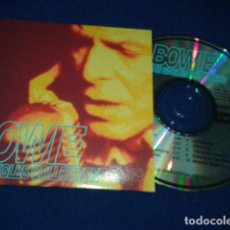 CDs de Música: DAVID BOWIE THE SINGLES COLLECTION 10 CANCIONES EMI 1993 SELECTION FROM THE SINGLES COLLECTION. Lote 102072847