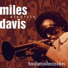 CDs de Música: MILES DAVIS - THIS IS JAZZ, VOL. 38: MILES DAVIS ELECTRIC (CD, COMP) . Lote 102085683