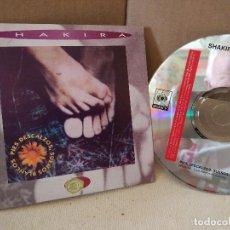 CDs de Música: SHAKIRA PIES DESCALZOS SUEÑOS BLANCOS PROMOCIONAL ESPAÑOL NUEVO SAMPCS 4033. Lote 102094407