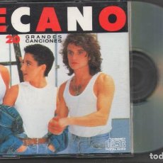 CDs de Música: DOBLE CD MECANO - 20 GRANDES CANCIONES . Lote 102121103