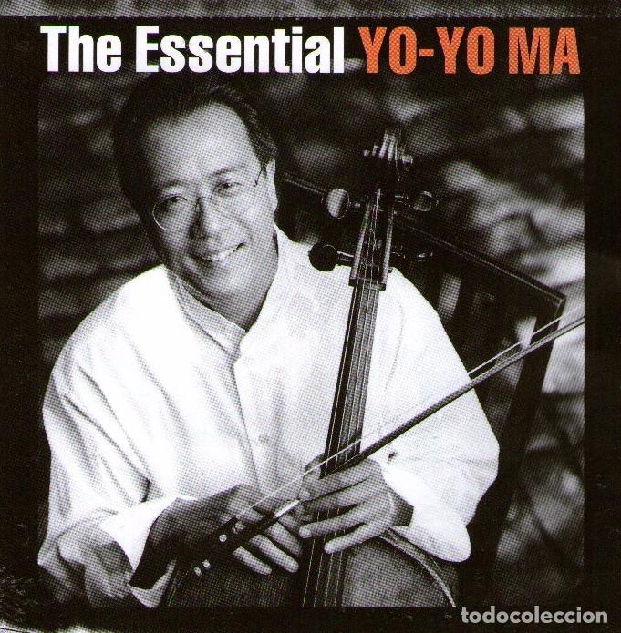 DOBLE CD ALBUM / 2 CDS: YO-YO MA - THE ESSENTIAL YO-YO MA - 30 TRACKS - SONY CLASSICAL 2004 (Música - CD's Clásica, Ópera, Zarzuela y Marchas)