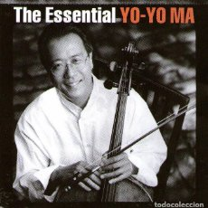 CDs de Música: DOBLE CD ALBUM: YO-YO MA - THE ESSENTIAL YO-YO MA - 30 TRACKS - SONY CLASSICAL 2004. Lote 102143535