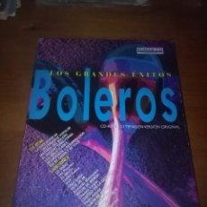 CDs de Música: LOS GRANDES ÉXITOS BOLEROS. Nº 3. . Lote 102148115