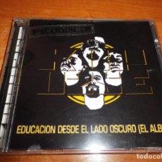 CDs de Música: K.B.P.O.2.S.E. EDUCACION DESDE EL LADO OSCURO EL ALBUM CD ALBUM DEL AÑO 1996 TIENE 13 TEMAS HIP HOP. Lote 102245867