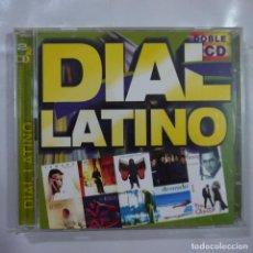CDs de Música: DIAL LATINO - 2 CDS 2000 . Lote 102249651