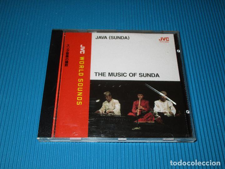 CDs de Música: JAVA ( SUNDA ) - THE MUSIC OF SUNDA - CD - VICG-5264 - JVC - VICTOR - Foto 2 - 102264607