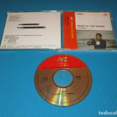 CDs de Música: CHINA - MUSIC OF THE GUANZI ( HU ZHIHOU ) - CD - VICG-5260 - JVC - VICTOR. Lote 163764741