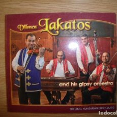 CDs de Música: CD VILMOS LAKATOS AND HIS GIPSY ORCESTRA (MADE IN HUNGARY). Lote 102279323
