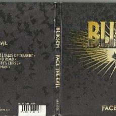 CDs de Música: BLIKSEM CD DIGIPACK FACE THE EVIL - 2013. Lote 102347467