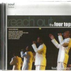 CDs de Música: CD THE FOUR TOPS : REACH OUT. Lote 102380791