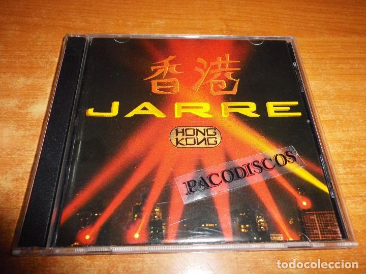 JEAN MICHEL JARRE HONG KONG DOBLE CD ALBUM FRANCIA DEL AÑO 1994 CONTIENE 20 TEMAS 2 CD (Música - CD's New age)