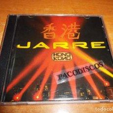 CDs de Música: JEAN MICHEL JARRE HONG KONG DOBLE CD ALBUM FRANCIA DEL AÑO 1994 CONTIENE 20 TEMAS 2 CD. Lote 102386967