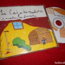 CDs de Música: LA CAJA DE PANDORA A NUESTRA VIDA OTRO SENTIO CD 2001 TEMPO MUSIC. Lote 289817528