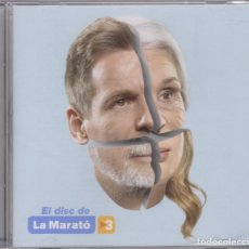CDs de Música: EL DISC DE LA MARATÓ 15 - TVC DISC 2015 - MACACO - NIÑA PASTORI - CARLOS BAUTE - BEBE - RAIMON. Lote 102427731