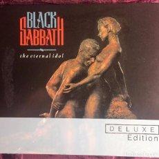 CDs de Música: BLACK SABBATH  THE ETERNAL IDOL DELUXE EDITION 2CD 2010. Lote 102469995