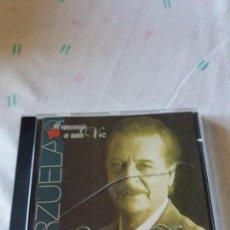 CDs de Música: CD ALFREDO KRAUS ZARZUELA HOMENAJE A UNA VOZ. Lote 102485095