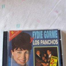 CDs de Música: CD DOBLE EYDIE GORME Y LOS PANCHOS. Lote 102485259