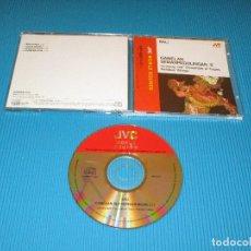 CDs de Música: BALI - GAMELAN SEMARPEGULINGAN II ( GUNUNG JATI ENSEMBLE OF TEGAS...)- CD - VICG-5025 - JVC - VICTOR. Lote 102529415