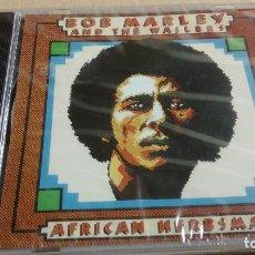 CDs de Música: (SIN ABRIR) BOB MARLEY AND THE WAILERS - AFRICAN HERBSMAN. Lote 102534175