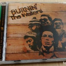 CDs de Música: (SIN ABRIR) BOB MARLEY AND & THE WAILERS - BURNIN´- CON BONUS TRACKS. Lote 102536343