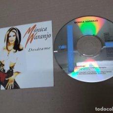 Musik-CDs - MONICA NARANJO (CD/SINGLE) DESATAME AÑO 1997 - EDICION PROMOCIONAL - 43529033