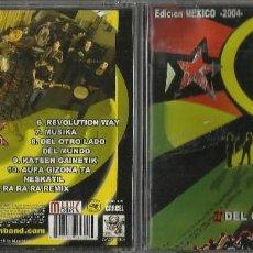 CDs de Música: PIN PAN PUN BAND CD DEL OTRO LADO DEL MUNDO.MEXICO 2004. Lote 102544731